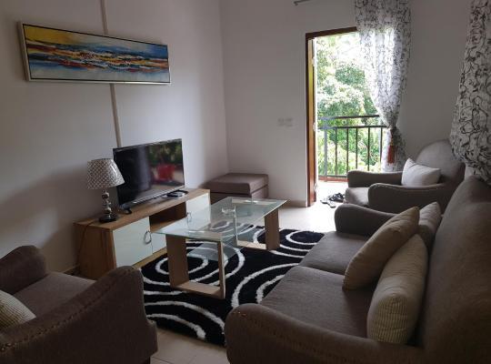 Hotel photos: Appartement neuf équipé situé prés de la plage