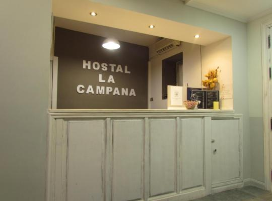 Fotos do Hotel: Hostal La Campana