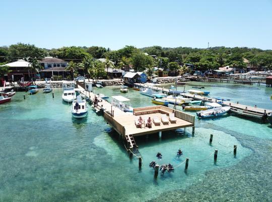 酒店照片: Splash Inn Dive Resort & Villas