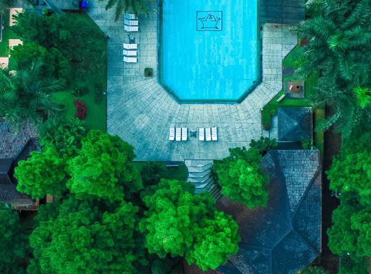 Zdjęcia obiektu: Puteri Gunung Hotel