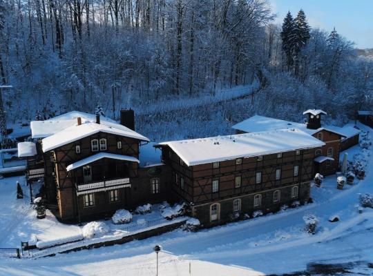 Fotos de Hotel: Hotel Rabenauer Mühle
