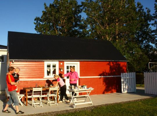 Foto dell'hotel: Dalvík Vegamót Cottages