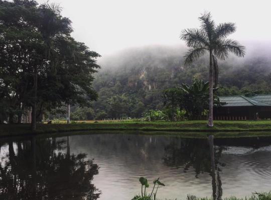 Hotel foto: Exotic Tropical Villa