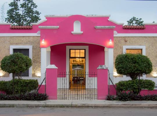 ホテルの写真: Rosa Mexicano Hostal