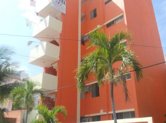 Képek: Hotel Condesa Americana Acapulco