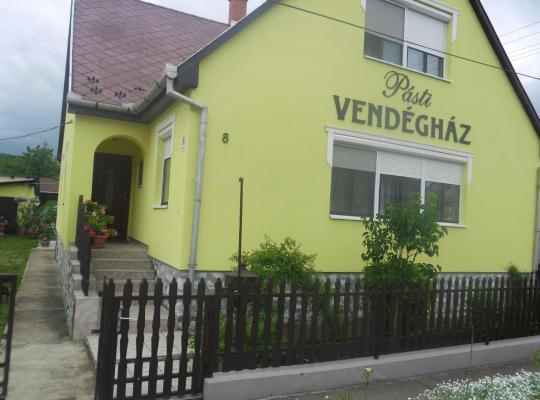 Fotografii: Pásti Vendégház