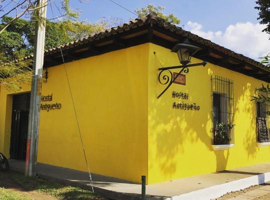 Hotel bilder: Hostal Antigüeño