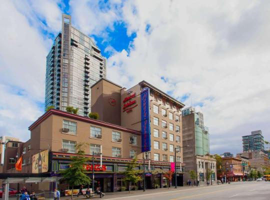 Foto dell'hotel: Howard Johnson by Wyndham Vancouver Downtown