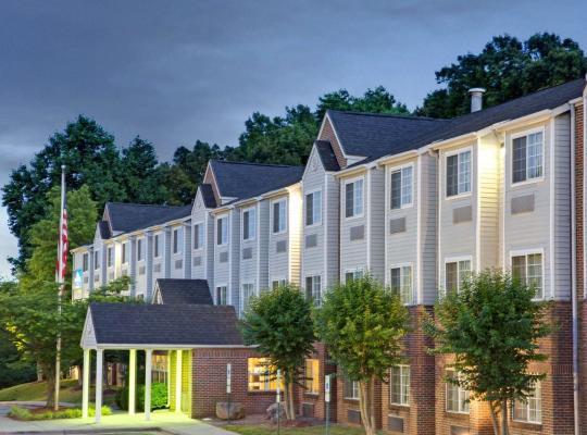 Ảnh khách sạn: Microtel Inn by Wyndham University Place