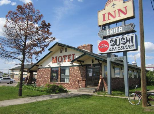 酒店照片: Airport Inn - Dawson Creek