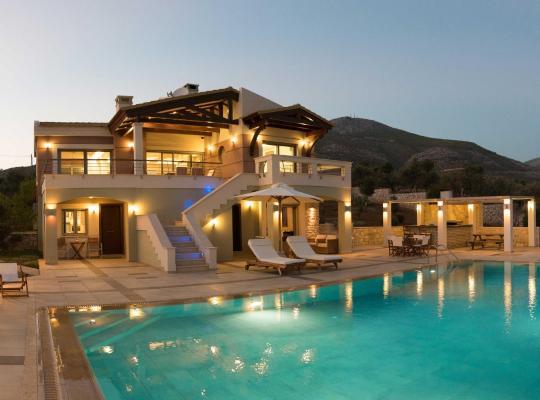 Képek: Aegean Island Villa, Breathtaking View