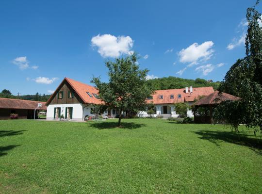 Hotellet fotos: Kürbishof Gartner & Ferienhäuser im Weingarten