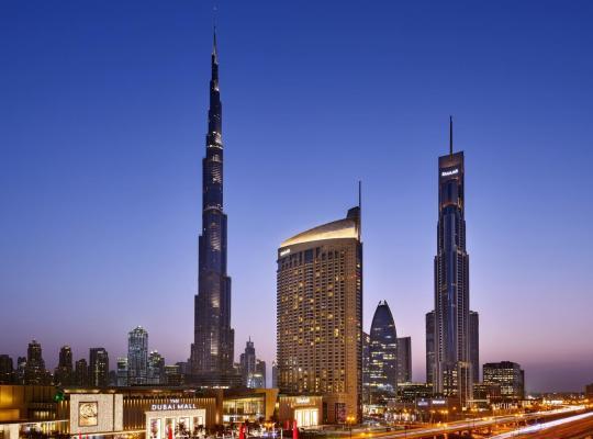 Viesnīcas bildes: Address Dubai Mall