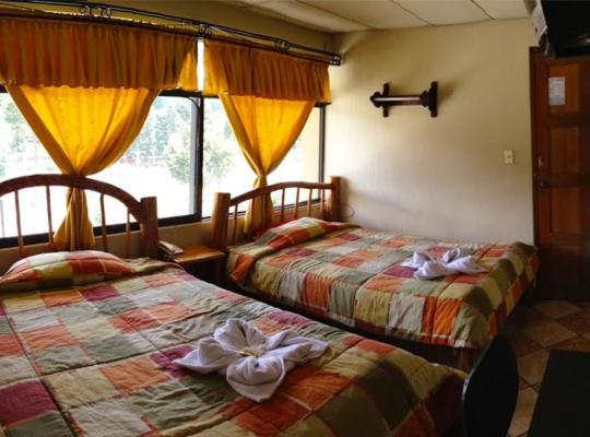 """תמונות מלון: Hospedaje """"El Quetzal Tacana"""""""