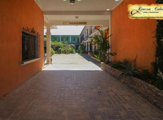 Hotel foto 's: RINCON COLONIAL Hotel y Restaurante