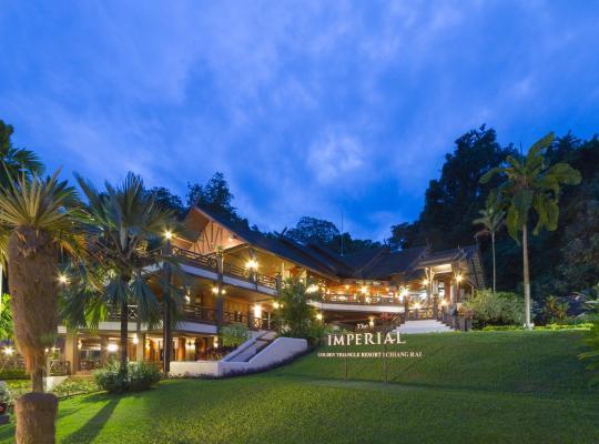 Фотографии гостиницы: Imperial Golden Triangle Resort