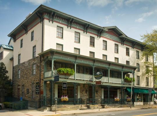 酒店照片: Lambertville House