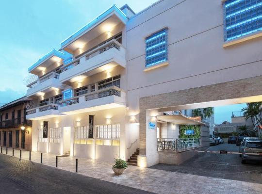 ホテルの写真: Hodelpa Caribe Colonial