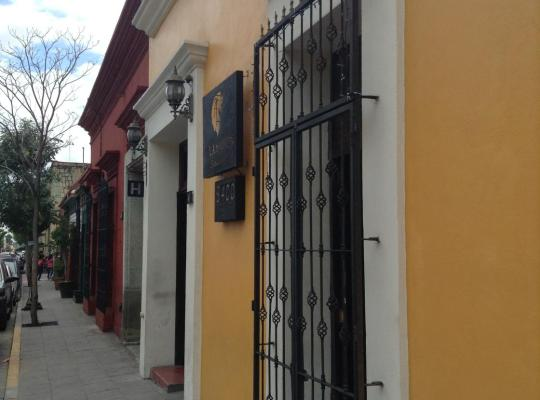 Φωτογραφίες του ξενοδοχείου: Hotel Villa de Leon