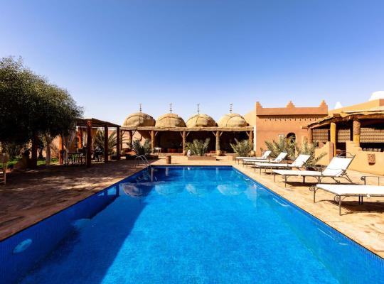 Hotel fotografií: Hotel Kasbah Sahara
