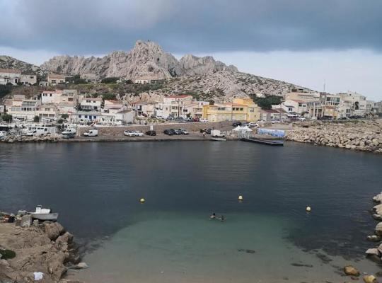 Photos de l'hôtel: Cabanon les Goudes Marseille