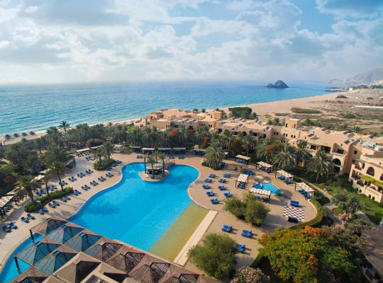 호텔 사진: Miramar Al Aqah Beach Resort