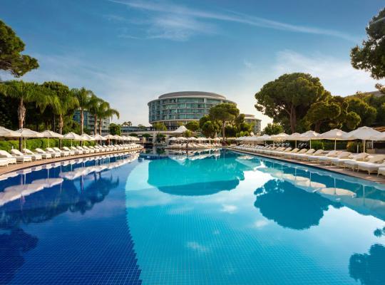 Hotel fotografií: Calista Luxury Resort