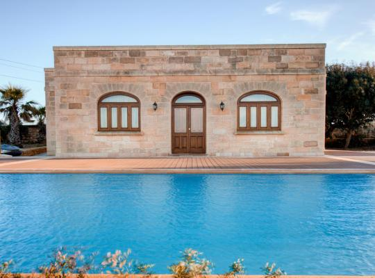Viesnīcas bildes: Villa Munqar