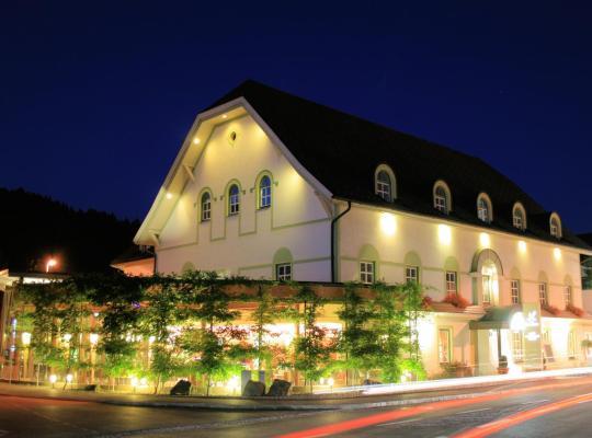 Hotel foto 's: Hotel-Restaurant-Café Krainer