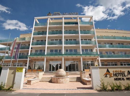 Фотографии гостиницы: Hotel Atlantis Hajdúszoboszló