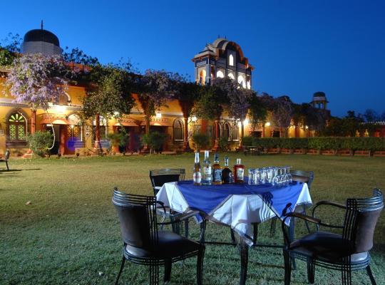 Viesnīcas bildes: Bundelkhand Riverside