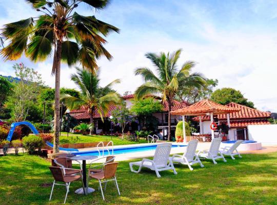 Hotel bilder: Hotel Boutique Wassiki Campestre