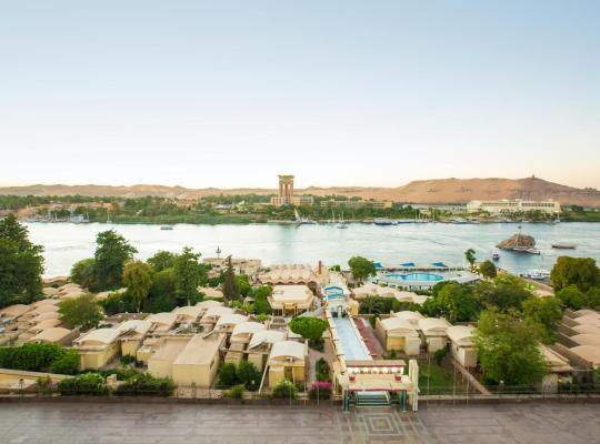 ホテルの写真: Pyramisa Isis Corniche Aswan Resort