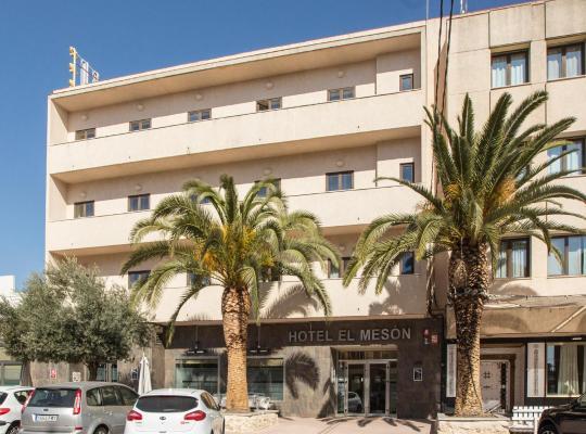 Viesnīcas bildes: Hotel El Mesón