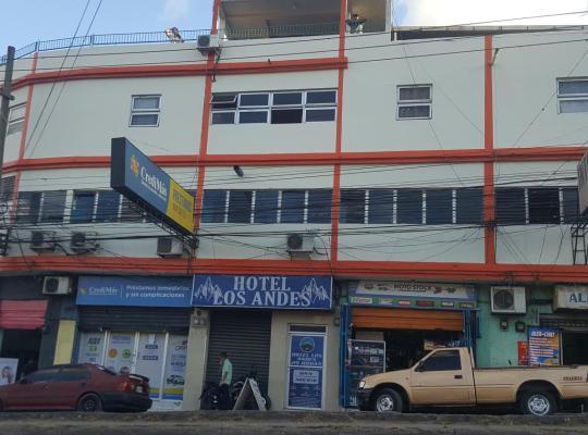 รูปภาพจากโรงแรม: Hotel Los Andes