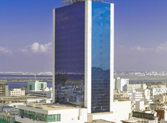 Képek: El Mouradi Hotel Africa Tunis