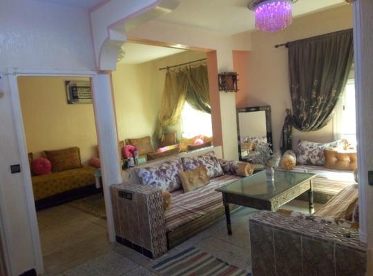 Viesnīcas bildes: Appartement le Luxe Mansour #1