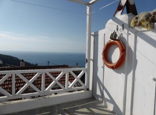 תמונות מלון: Ferienhaus-Alonissos-Griechenland