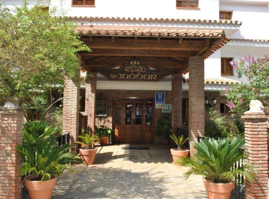酒店照片: Refugio de Juanar