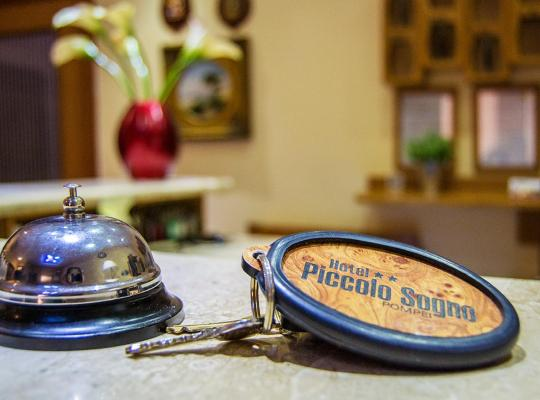 รูปภาพจากโรงแรม: Hotel Piccolo Sogno