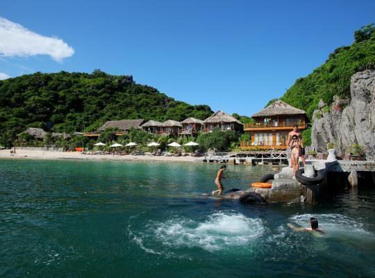 รูปภาพจากโรงแรม: Monkey Island Resort