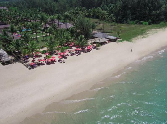 Képek: Andamania Beach Resort, Khaolak