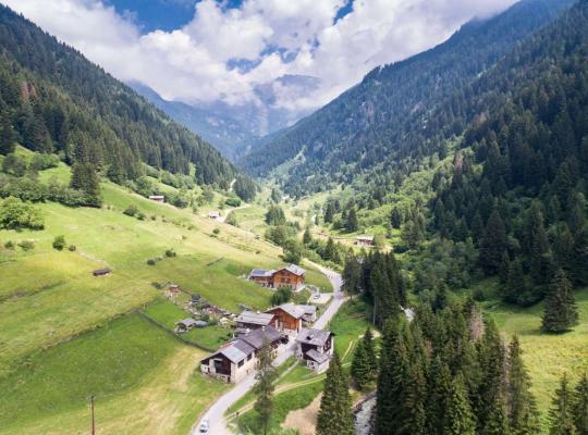 Ảnh khách sạn: Chalet Alpenrose Bio Wellness Naturhotel