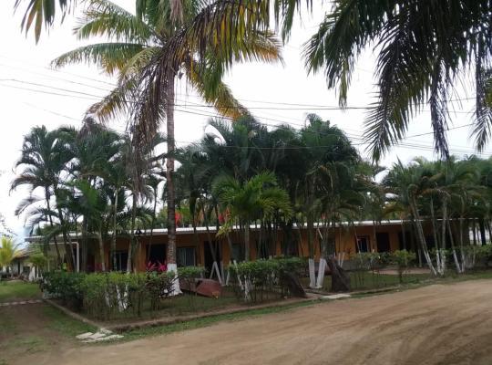 Хотел снимки: HOTEL LOS MICOS TELA
