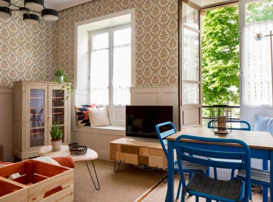 Φωτογραφίες του ξενοδοχείου: GRAN BILBAO II apartment by Aston & Wolf