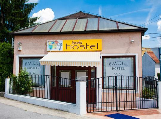 Φωτογραφίες του ξενοδοχείου: Favela Hostel