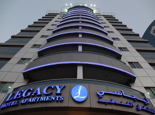 Viesnīcas bildes: Legacy Hotel Apartments
