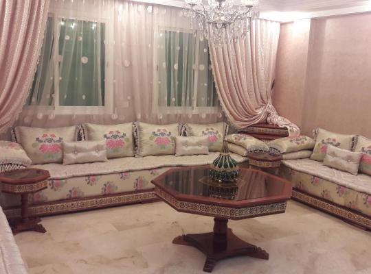 รูปภาพจากโรงแรม: Bel appartement à Khouribga