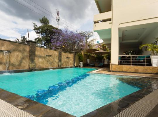 Fotografii: Reata Apartment Hotel