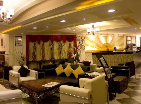 호텔 사진: Hotel Sapphire